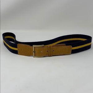 Coach spring belt